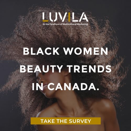 Black Women Beauty Trends in Canada