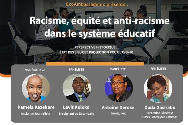 1er Panel de Discussion